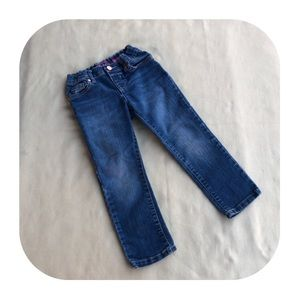 6/$15 4T Children's Place girls jeans